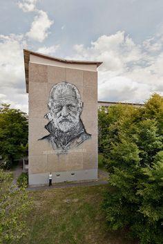ECB.. . #streetart