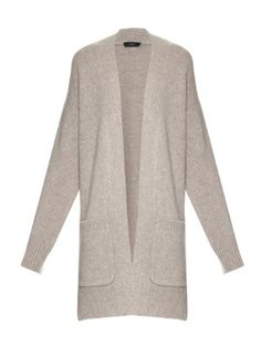 Open-front cashmere cardigan | Joseph | MATCHESFASHION.COM UK