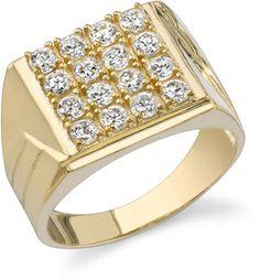 Latest Gold Rings for Men 2015