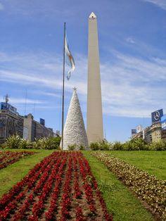 MyBuenosAires: obelisco Railroad Tracks, Travel, Colorful, Argentina, Obelisks, Cities, Pictures, Places, Viajes