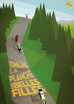 2012 Tour de France Stage 7 Tomblaien - La Planche de Belles Filles (by Bruce Doscher)