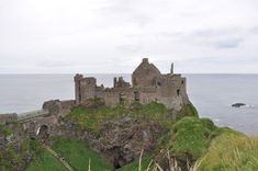 Dunluce Castle Monument Valley, Coast, Tours, Nature, Travel, Naturaleza, Viajes, Traveling, Natural