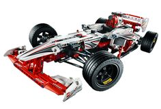 LEGO.com LEGO TECHNIC Home - Products - Speed - 42000 - Grand Prix Racer -