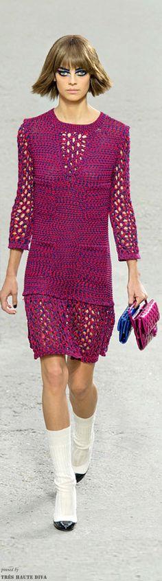 Paris FW Chanel S/S 2014 RTW