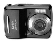 Kodak Easyshare C1505 12 MP Digital Camera with 5x Digital Zoom - Black - http://electmecameras.com/camera-photo-video/digital-cameras/kodak-easyshare-c1505-12-mp-digital-camera-with-5x-digital-zoom-black-com/