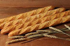 Barretinas de pan