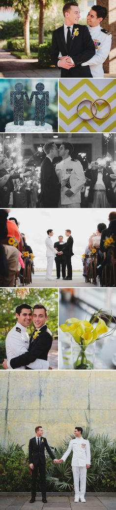 Wedding Inspiration - Same Sex Couples
