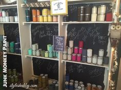 Always new painting tips, new junk money chalk paint colors, and DIY projects at styleshabby.com!