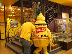 Mustard Museum in Middleton near #Madison