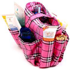 Check Handbag Purse Insert Tote Organizer Storage Cosmetic Notebook Bag Multipl | eBay