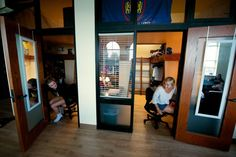 For the College of Wooster and the College of Charleston, bigger isn't always better. Both have designed student housing that embraces the concept of tiny living, offering relatively few square feet per student.