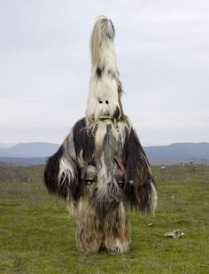 Charles Fréger's Photos of Beastly Costumes in Europe Paganism