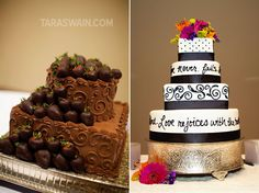 love the cakes - scripture or quote for writing!