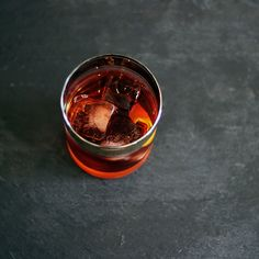 Home Bar: The Negroni, a Drink For Every Occasion // Turntable Kitchen