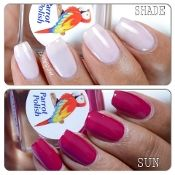 Parrot Polish // Plink (swatched by Silvia Nails)