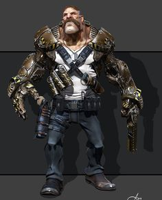 25 Amazing 3D Game Character Design Masterpieces and Tips Tricks for beginners | Read full article: http://webneel.com/25-amazing-3d-game-characters-tips-tricks | more http://webneel.com/3d-characters | Follow us www.pinterest.com/webneel