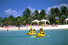 #Kayaking #Sports #Aruba