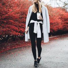 Staying stylish on the go