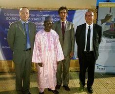 Triple certification pour la société d'exploitation des eaux du Niger: Une première en Afrique