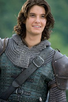 Narnia: Prince Caspian  I have a wonderful picture of me and the prince