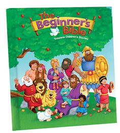 The Beginner's Bible: Timeless Children's Stories by Zondervan. The Beginner's Bible: Timeless Children's Stories. Christian Resources, Fun Illustration, Illustrations, Bible For Kids, Free Reading, Reading Books, Cartoon Styles, The Book, How To Memorize Things