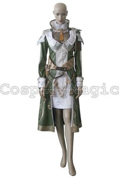 Final Fantasy XIII Jihl Nabaat Cosplay Costume. YAY! Jihl Cosplay... This outfit is just amazing not to mention Jihl pulled it off amazingly. She is, in my opinion, one of the most beautiful video game characters of all time.  I love everything about Jihl, wish she had been more of a main character... Anyway! Outfit = sexy!!