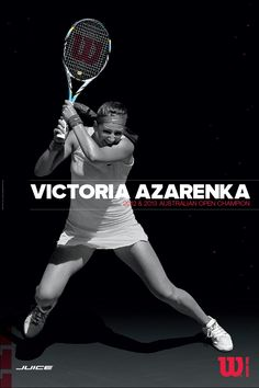 Congrats to 2013 Australian Open womens champion, Victoria Azarenka #tennis #ausopen