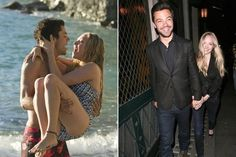 Movie Couples Who Dated (or Got Married) in Real Life - Dominic Cooper and Amanda Seyfried  Movie: Mamma Mia! Length of relationship: 2007-2010