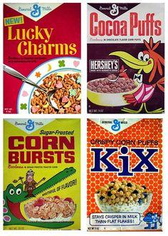Classic Cereals