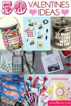 50 Quick And Easy DIY Valentine Ideas