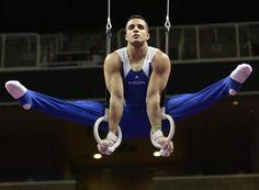 Danell Leyva......Team USA...Gymnastics
