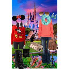 Disney trip outfits
