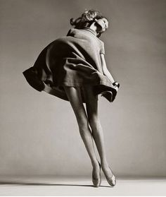 Art Democracy JUMP! / WELCOME TO THE BALLET. Richard Avedon dynamic photos compilation by Art Democracy. A selection of extraordinary Avedon images that changed fashion photography forever.  Click the image to see the album.