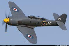 Hawker Sea Fury T20 aircraft picture
