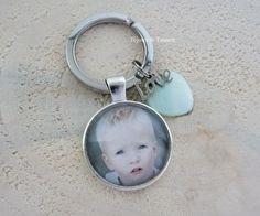 "Foto sleutelhanger ""Hearts"""