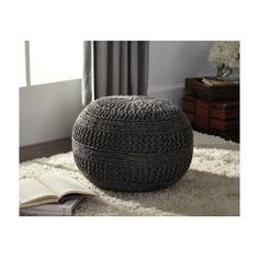 In By Ashley Furniture In Plymouth, WI   Pouf.