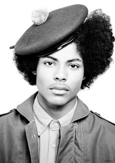 young huey p. newton, BPP founder