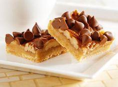 Cuisine HERSHEY'S Canada | Barres au caramel à l'anglaise