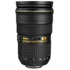The Nikon 24-70mm is commonly used for General purpose, Landscape/scenery, Landscape photography, Low light, Macro photography, Night photography, Portraits, Sports/action, Travel, Upgrade, Video, Weddings, Wildlife, Wildlife photos and more.The Nikon 24-70mm is most used by customers who consider themselves to be a Casual photographer..