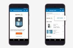 #Móviles #Android_Play #aplicaciones Google integra Android Pay en aplicaciones de banca móvil
