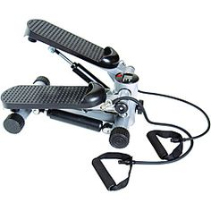Thinking about buying one of these for my apt. i don't have room for a big one :( but its a mini stepper with resistant bands for your arms, small and portable :)