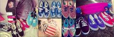 So many good shoes vans ♥ω♥♛
