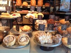 Panera Bread Bakery and Cafe #sweets #temptation #pastries #bread