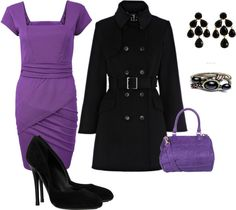"""Purple"" by pita81 on Polyvore"