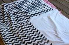 How to block print fabric