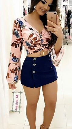 Like the skirt - Mega ❤️ sexy ❤️Outfit - Roupas Skirt Outfits, Stylish Outfits, Sexy Dresses, Fashion Dresses, Fashion Clothes, Girl Fashion, Womens Fashion, Ideias Fashion, Summer Outfits