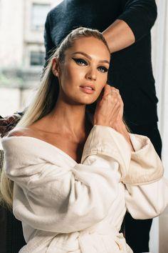 Met Gala 2017: How Candice Swanepoel Got Ready   Teen Vogue