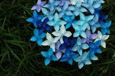Small blue flower mix - spectrum