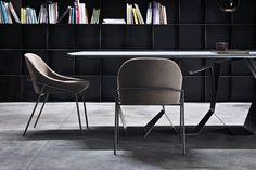 Izoard chairs by Ronda Design
