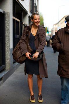 On the Street….Student Milanese, Milan « The Sartorialist